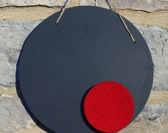 Basic Circle Chalkboard