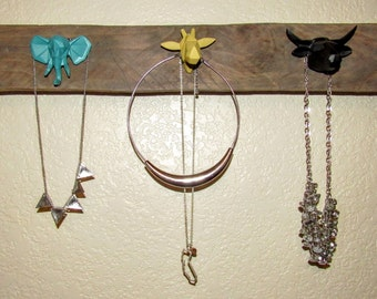 Animal Hanger - Geometric Multi Color