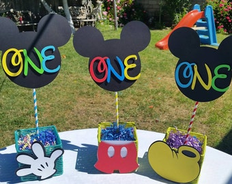 Mickey mouse ears,first birthday party, mickey's clubhouse