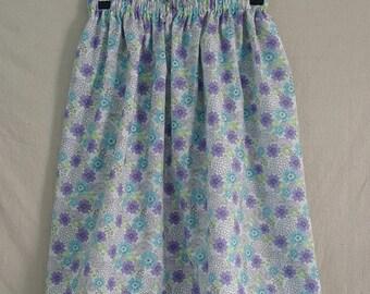 Modest Little Girl's Skirt
