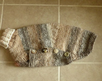 Sweet little whippet jumper - Made to order