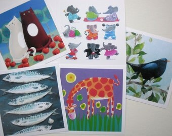 All Creatures Great and Small Cards