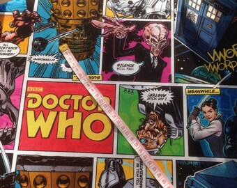 Rare DR Who handmade lampshade in various sizes