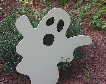 Ghost Yard Art