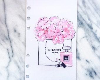 Chanel Flowers Dashboard