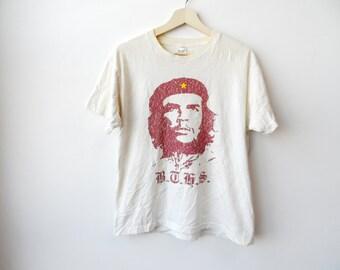 Vintage Che Guevara t shirt Medium Size