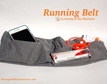 Running Belt, Festival Belt, Insulin Pump Belt, iPhone7