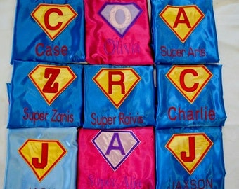 Halloween Costume,Kids capes,Children  capes,kids costumes,brother sister capes,sibling capes,embroidered  capes,custom cape with name
