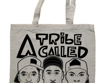 A Tribe Called Quest Tote Bag
