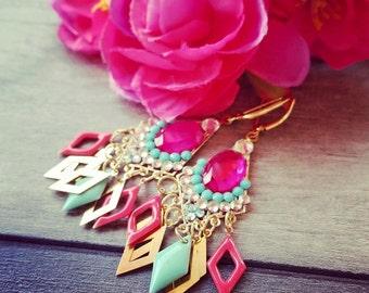 BO Diamonds Ibiza Pink