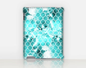 Mermaid iPad Case For - iPad 2, iPad 3, iPad 4 and iPad Mini, Fine Art Hard Case