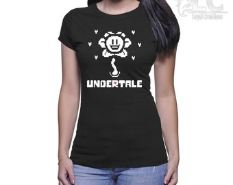 Undertale -Flowey Shirt
