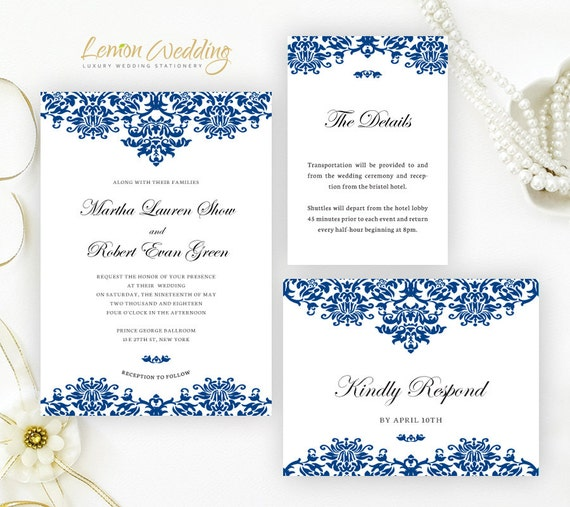 Dramatic image throughout printable cardstock invitations