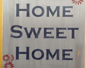Home Sweet Home 12 x 12