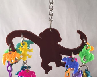 Monkey Mischief - Bird Toy