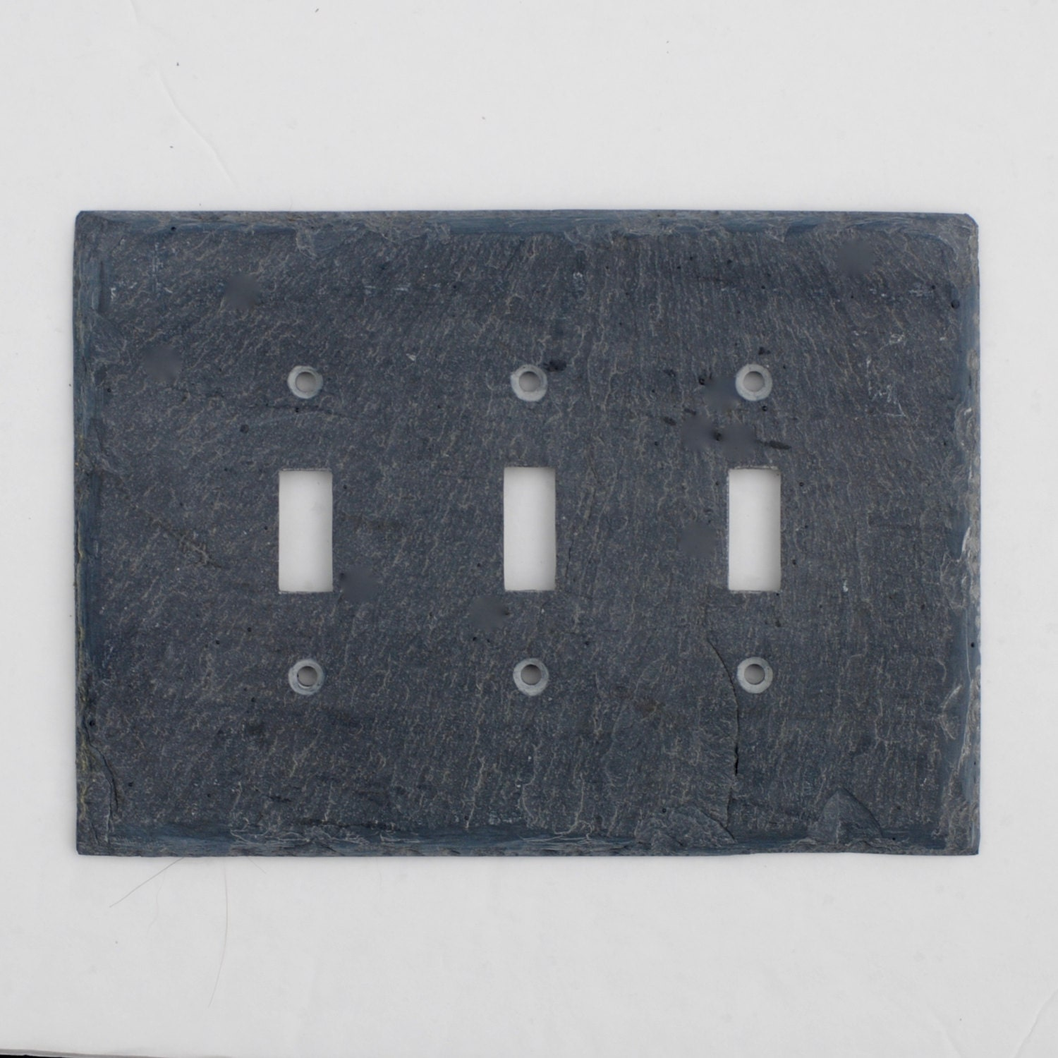 Decorative triple light switch cover switch plate wall for Unique light switch plates