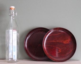 Genuine Sanenwood Plates