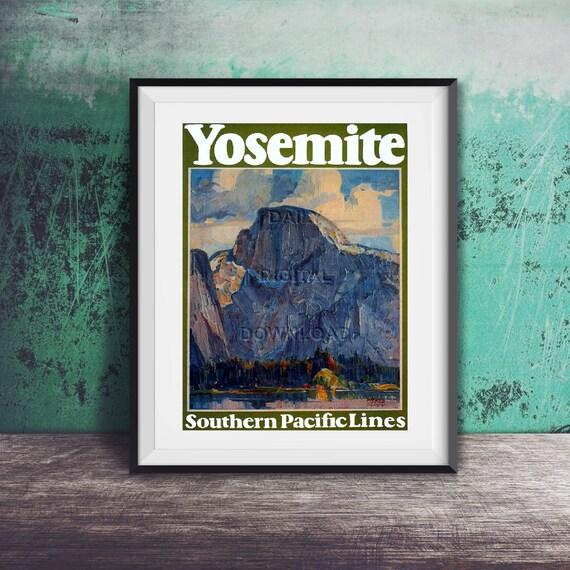 Yosemite Home Decor Railroad