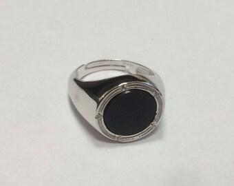 Chevalier Silver Ring