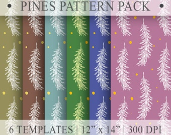Pines Pattern Pack
