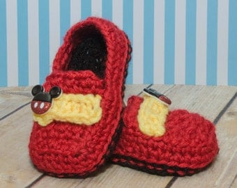 Mickey Mouse Loafers