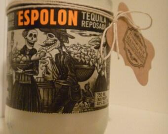 Espolon Tequila Reposado Candle