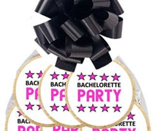 12pack Bachelortte Party Decorated Sugar Cookies