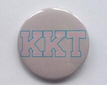 Scream Queens - Kappa Kappa Tau 45mm Badge