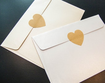32 stickers heart 35 mm