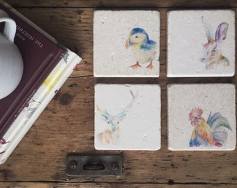 Harlequin Coaster Collection