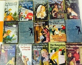 Nancy Drew Books- Look at List!