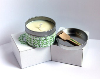 Klēn Burn Lotion Candle