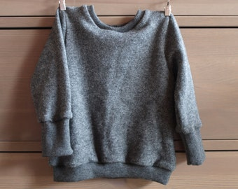 """Wool pullover """"james"""""""