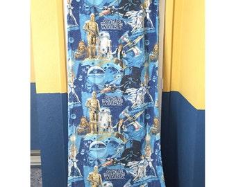 SALE!! Vintage Star Wars A New Hope Flat Bed Sheet
