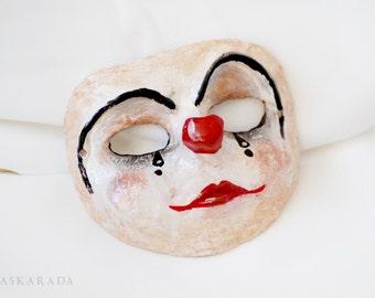 Mini Mask Clown