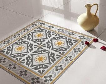 Traditional Tiles   Floor Tiles   Floor Vinyl   Tile Stickers   Tile Decals    Bathroom
