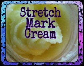 Stretchmark Balm; Organic
