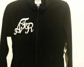 Fleece Monogrammed Jacket