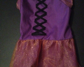 Purple Witch Costume