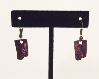 Color Study Earrings #6