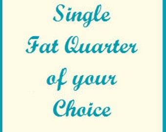 5 Fat Quarters of your Choice / Fat Quarters / Fat Quarter Bundles