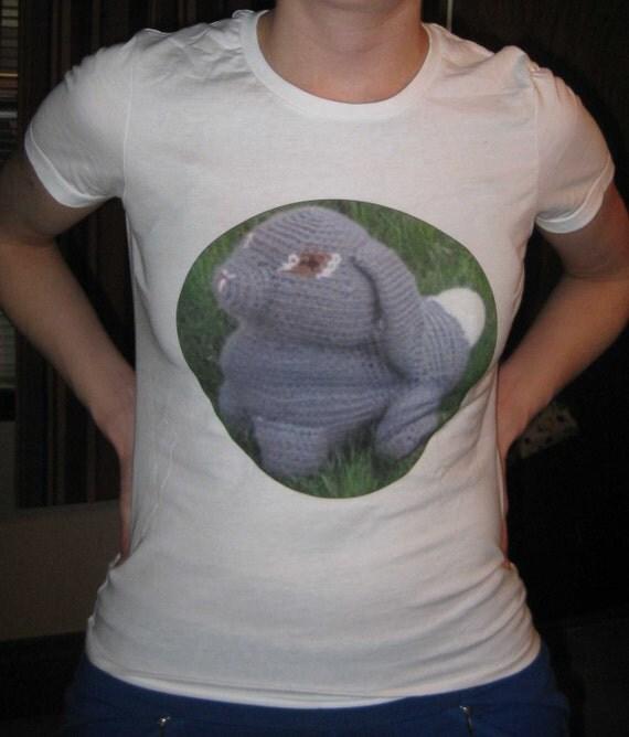 Team Hare tshirt