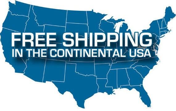 USA United States Map In God We Trust Custom Shape Metal Sign - Usa map shape