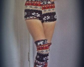 Yoga Leggings and Bottom set