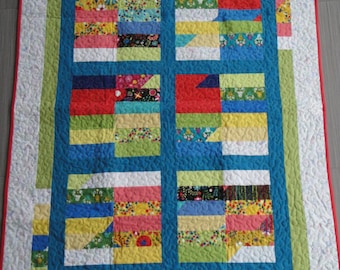 Fiesta - Throw Quilt