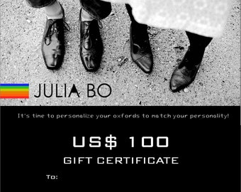 Gift Card - Up to usd 100 in ALL SHOP ITEMS + Free Customization!