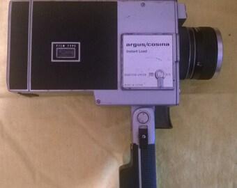 Argus Cosina  model 704 super 8 movie camera