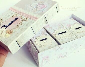 Baby keepsake box Baby treasures Baby shower gift Baby gift Pregnancy gift Newborn gift