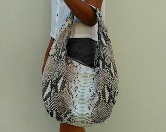 Python bag | Etsy