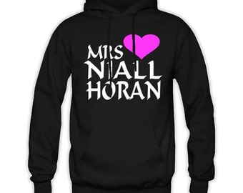 MRS NIALL HORAN 1D Hooded Sweatshirt --- One Direction